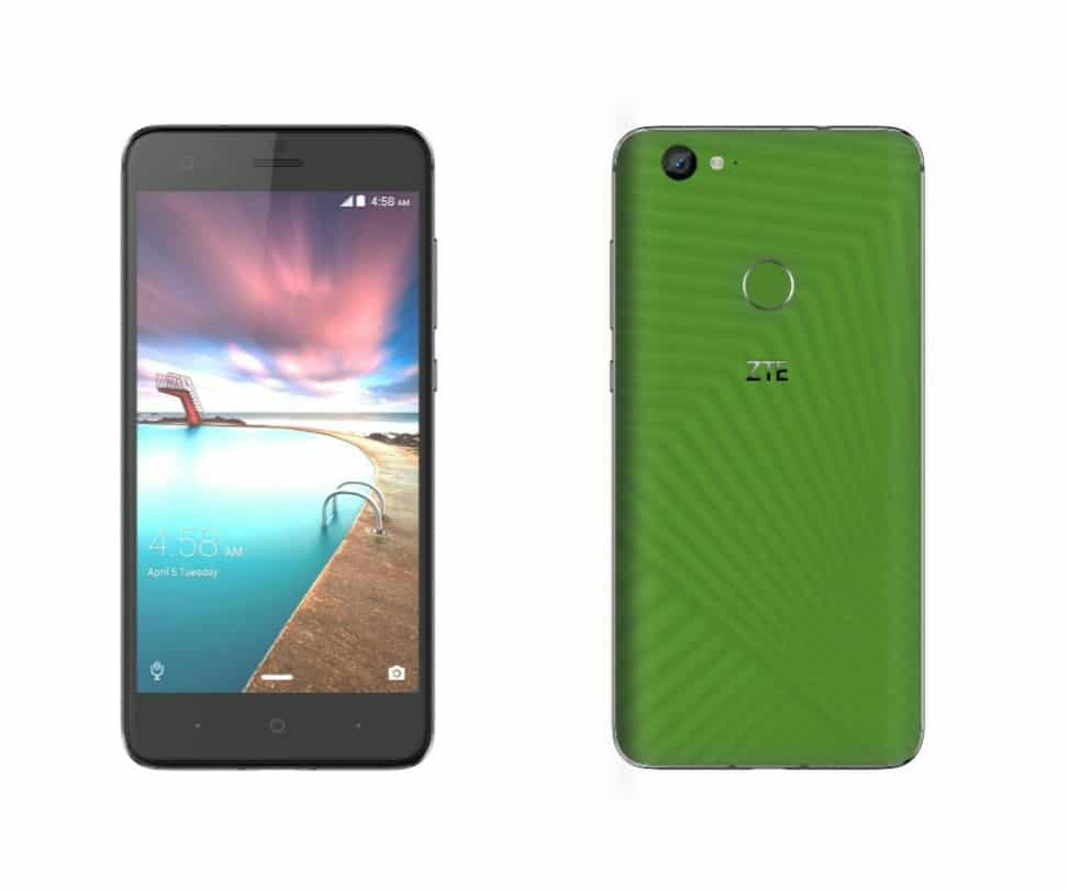 ZTE Announces Specs for the Hawkeye Phone