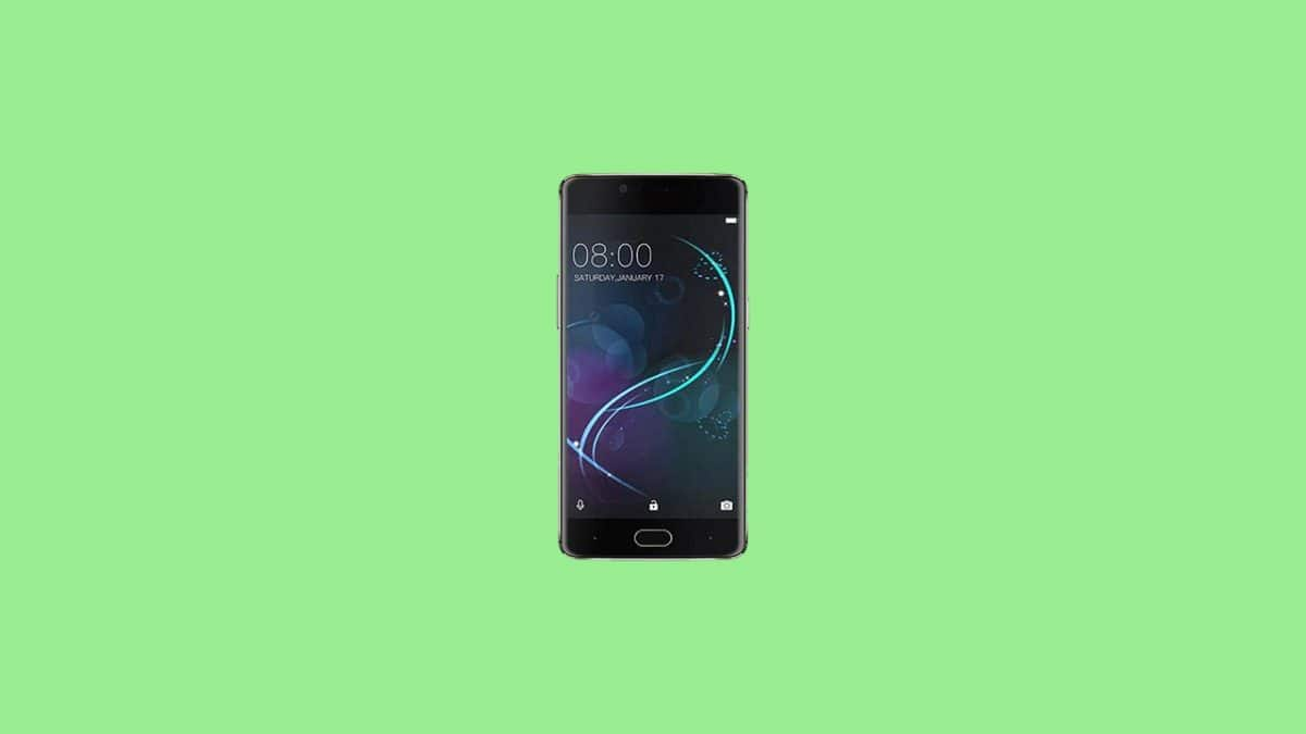 Remove Doogee Shoot 1 Forgotten Lock Screen Pattern