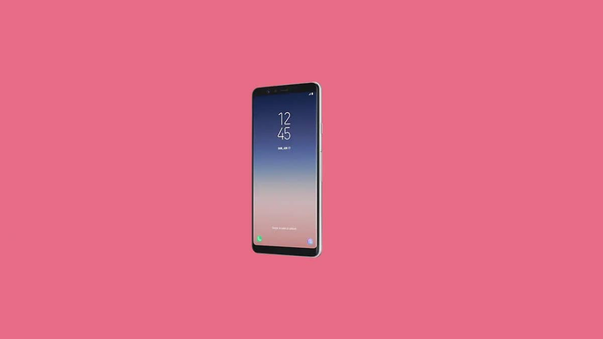 G885FDXU2BSF8: One UI Galaxy A8 Star Android 9.0 Pie Update