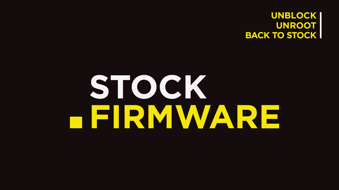Install Stock ROM On L-Max Ester 1 (Official Firmware)