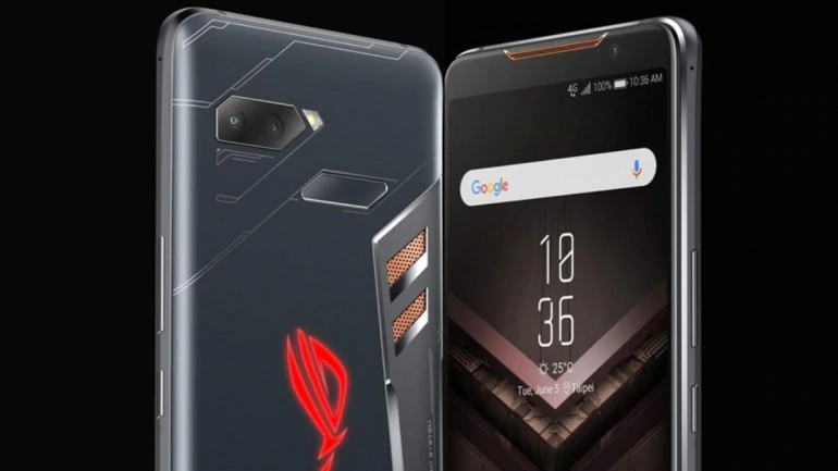 Asus ROG Phone 2 unveiled with great specifications and features