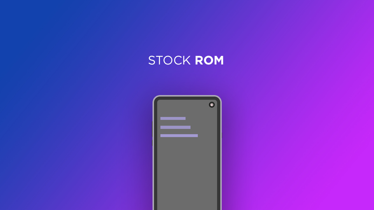 Install Stock ROM On Hello Mate 1 (Firmware/Unbrick/Unroot)