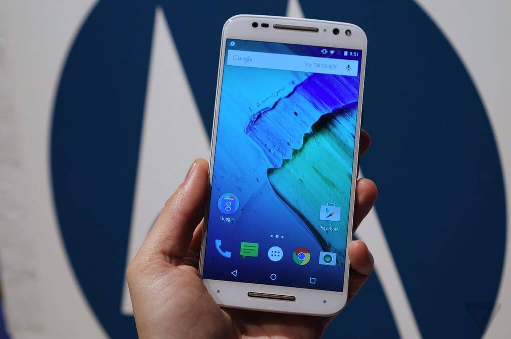 Remove Bootloader Unlocked Warning On Moto X Pure Edition