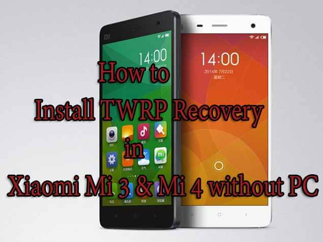 Steps] How to Install Android Marshmallow On Xiaomi Mi 4