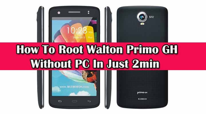 Full Guide] Root Walton Primo GH Without PC In 2min