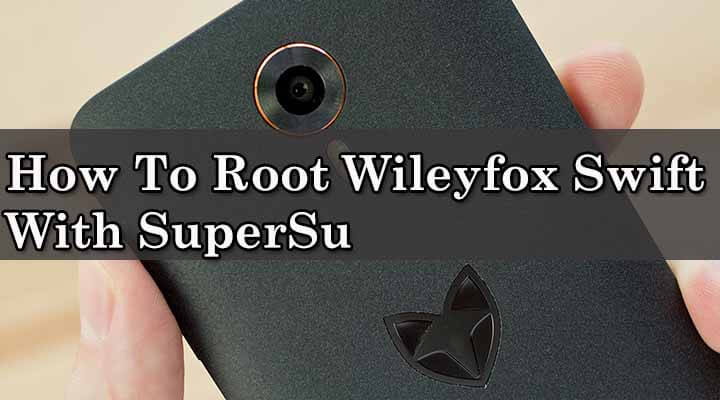 Root Wileyfox Swift