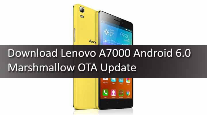 for lenovo a7000 free download