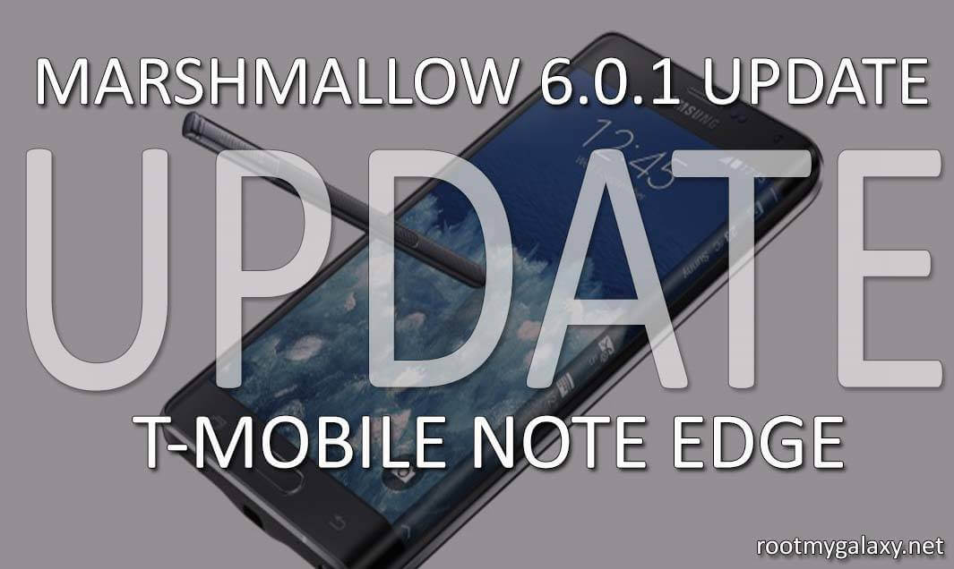 Download and Install N915TUVU2DPE3 Marshmallow On T-Mobile Note Edge