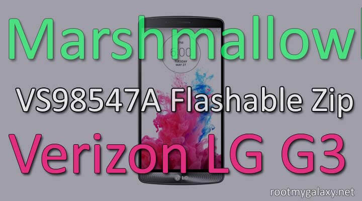 Download Marshmallow VS98547A Flashable Zip