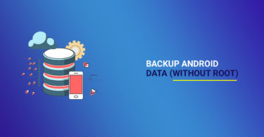 Backup Important Data On Android (Non rooted users)