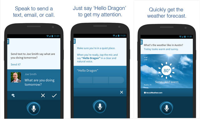 dragon-mobile-assistant Best Personal Assistant Apps for Android Device