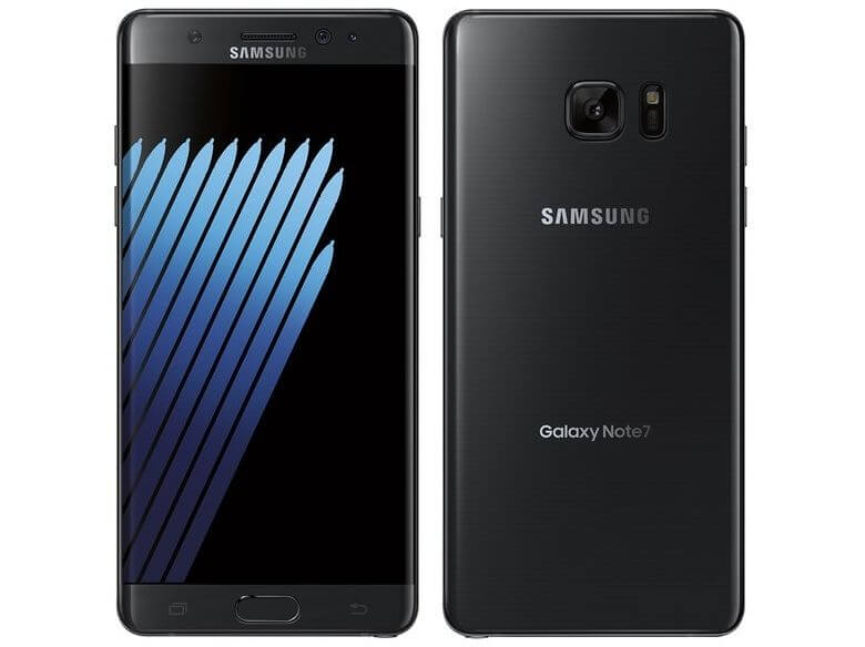 Galaxy Note 7-Display