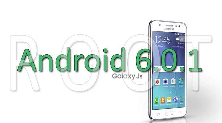 How to Install TWRP and Root Galaxy J5 on Marshmallow Android 6.0.1