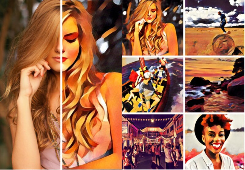 Download and Install Prisma On PC