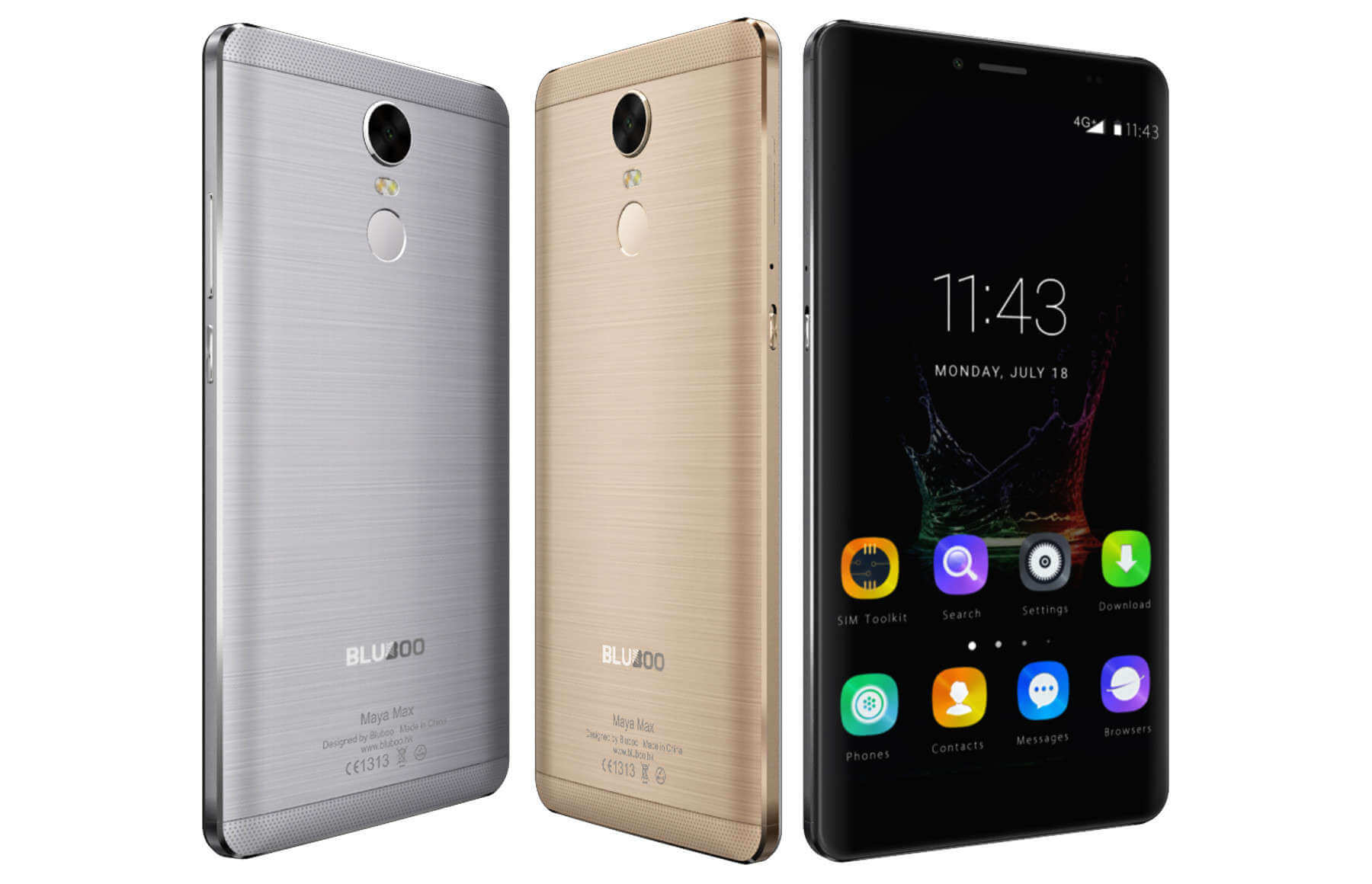 Bluboo Maya Max 4G+ Phablet Full Review