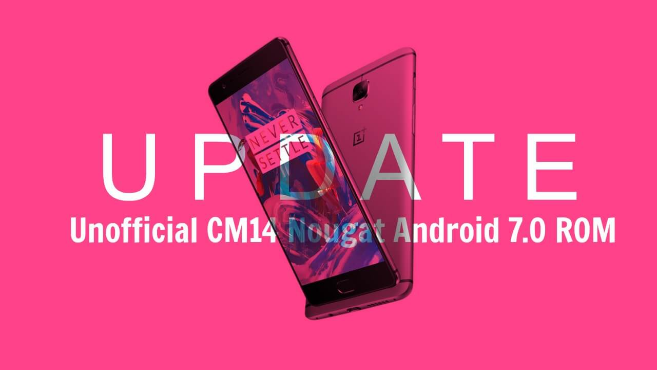 Download & Install Android 7 0 Nougat AOSP ROM On Xperia Z1