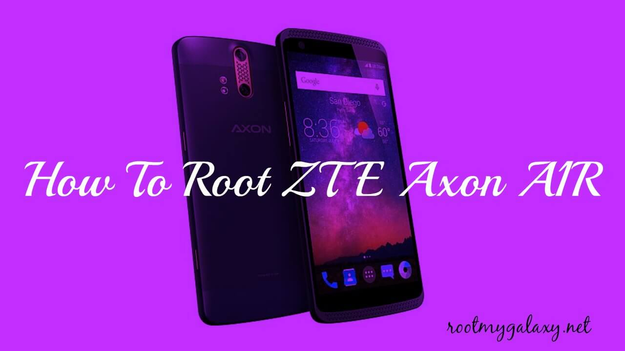 Root ZTE Axon A1R using Kingroot