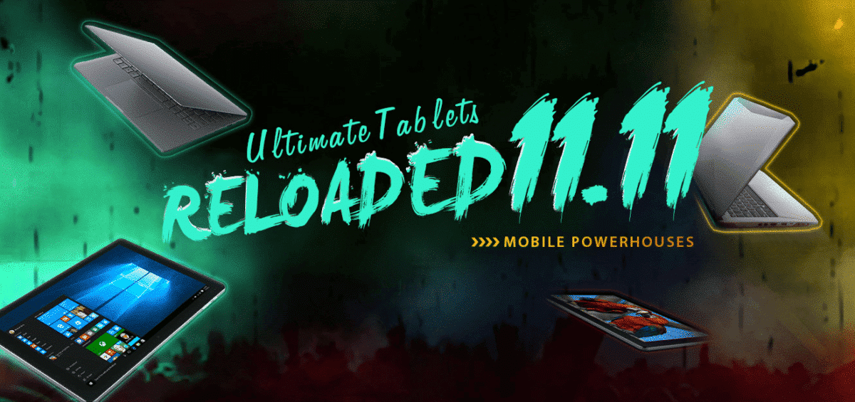 Ultimate Tablets Reloaded Promotional Sale