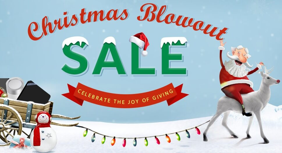 Gearbest's Christmas Blowout Tech Sale