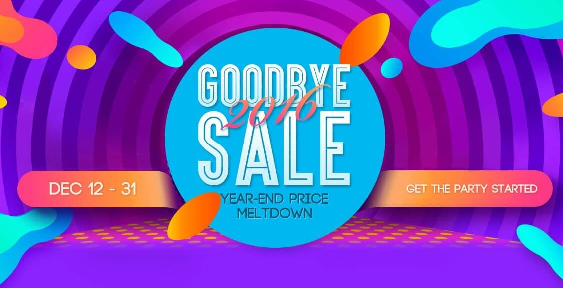 Gearbest's Goodbye 2016 Tech Promotional Sale