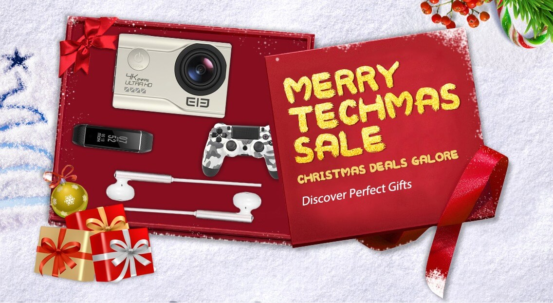 Gearbest's Merry Techmash Sale