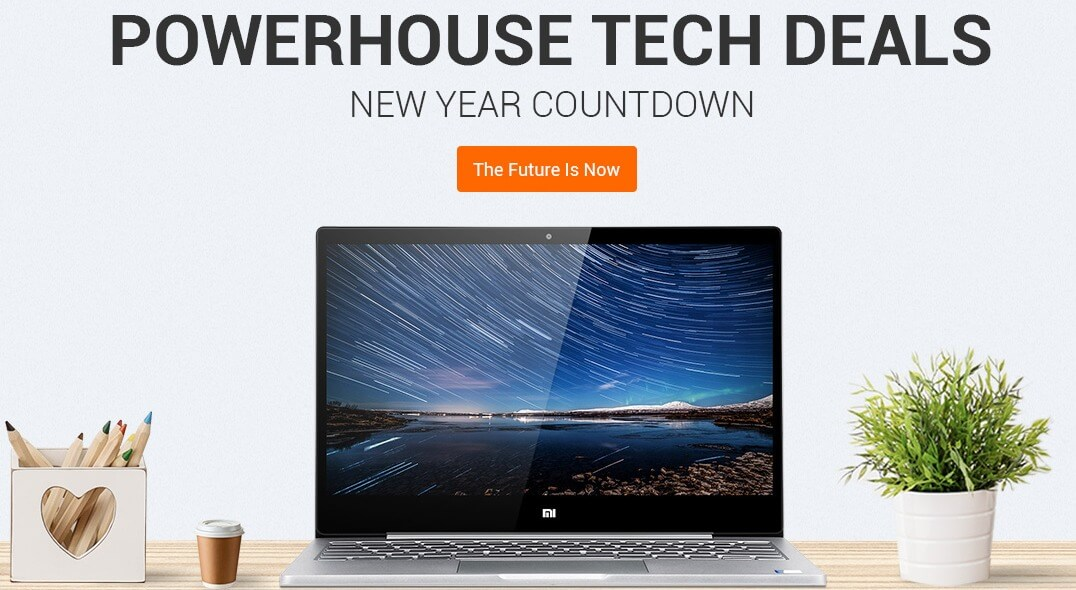 Gearbest's Powerhouse Tech Promotional Sale