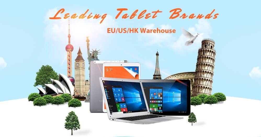 Leading Tablet Brands Promotional Sale