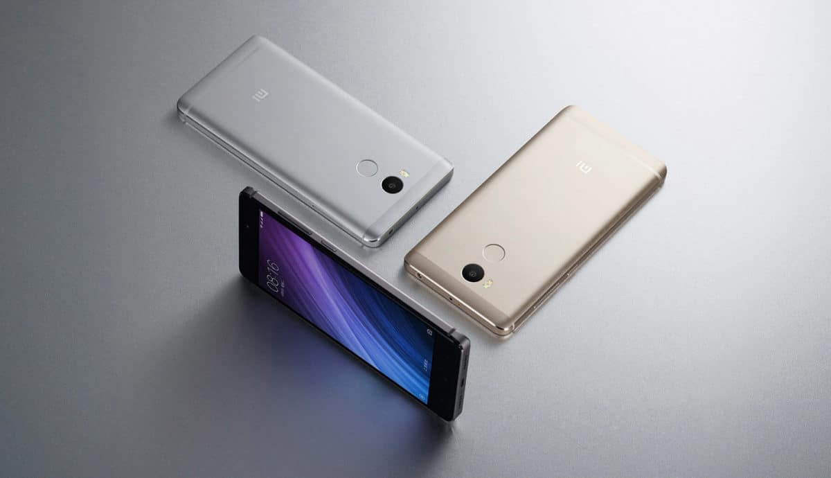 Xiaomi Redmi 4 4G Smartphone Display
