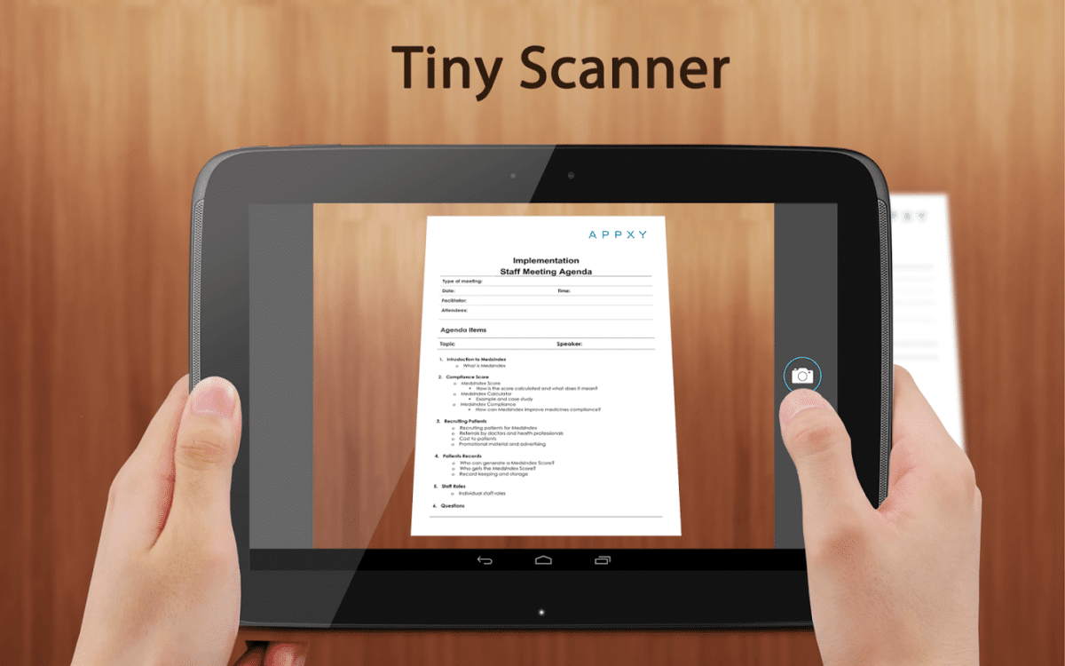 Top 3 Best Document Scanner Apps For Android 2017