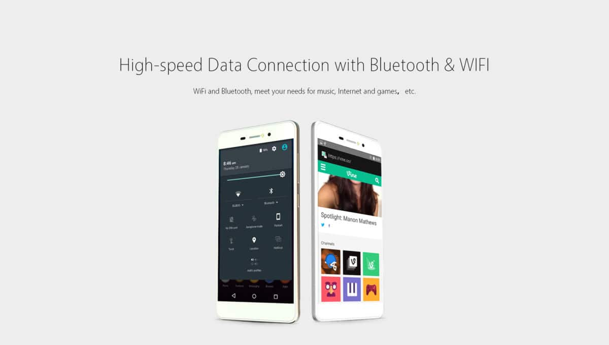 Bluboo Picasso 4G Smartphone Full Review