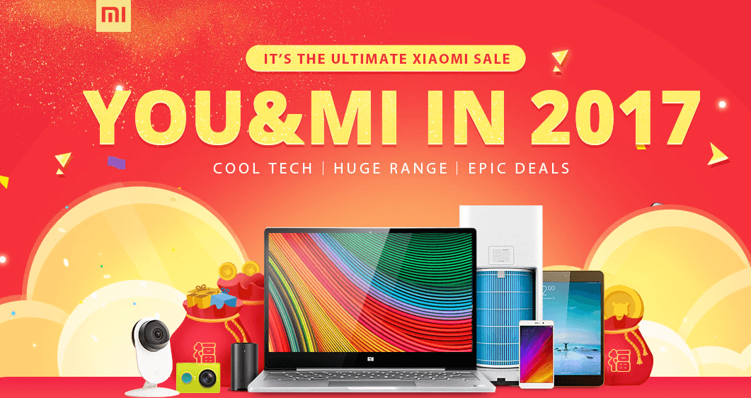 Ultimate Xiaomi Promotional Sale
