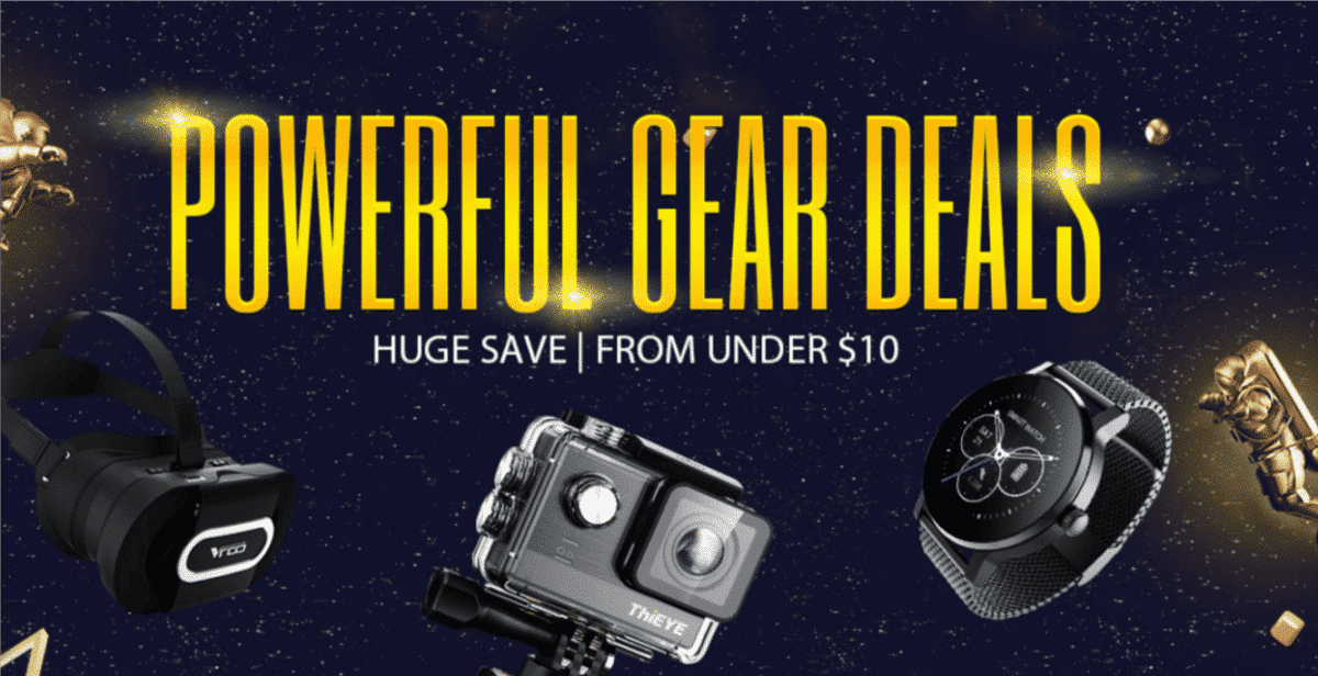 The GearBest 3rd Anniversary Big discount deals