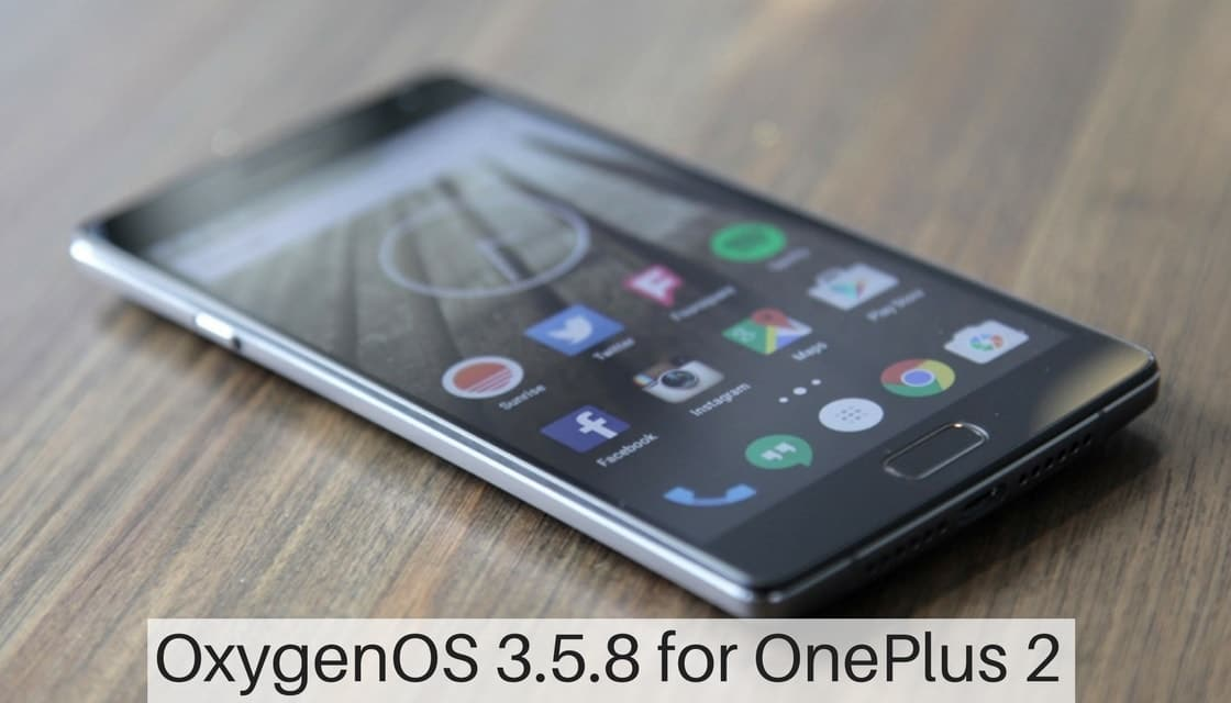 OxygenOS 3.5.8 for OnePlus 2