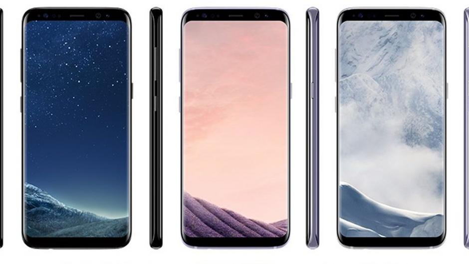 Stock Firmware for Samsung Galaxy S8 Plus
