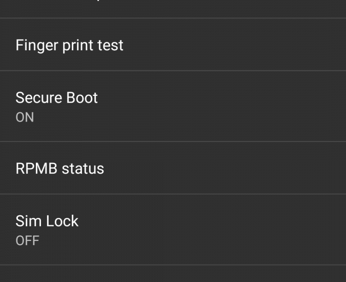 How to Launch OnePlus/Oppo Hidden Hardware Diagnostic Tests
