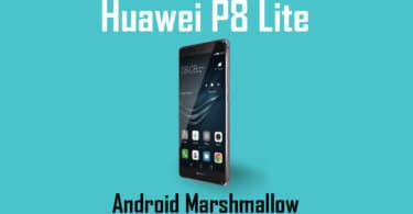 Download Huawei P8 Lite B601 Marshmallow Firmware