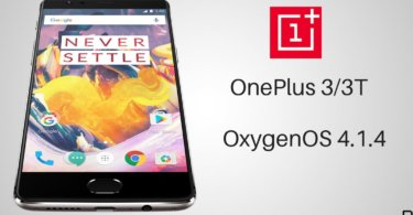 OxygenOS 4.1.4 on OnePlus 3 and 3T