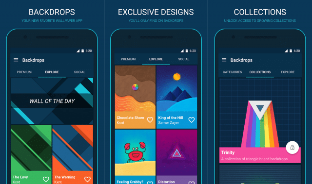 Top 10 Awesome Wallpaper Apps For Android Of 2017