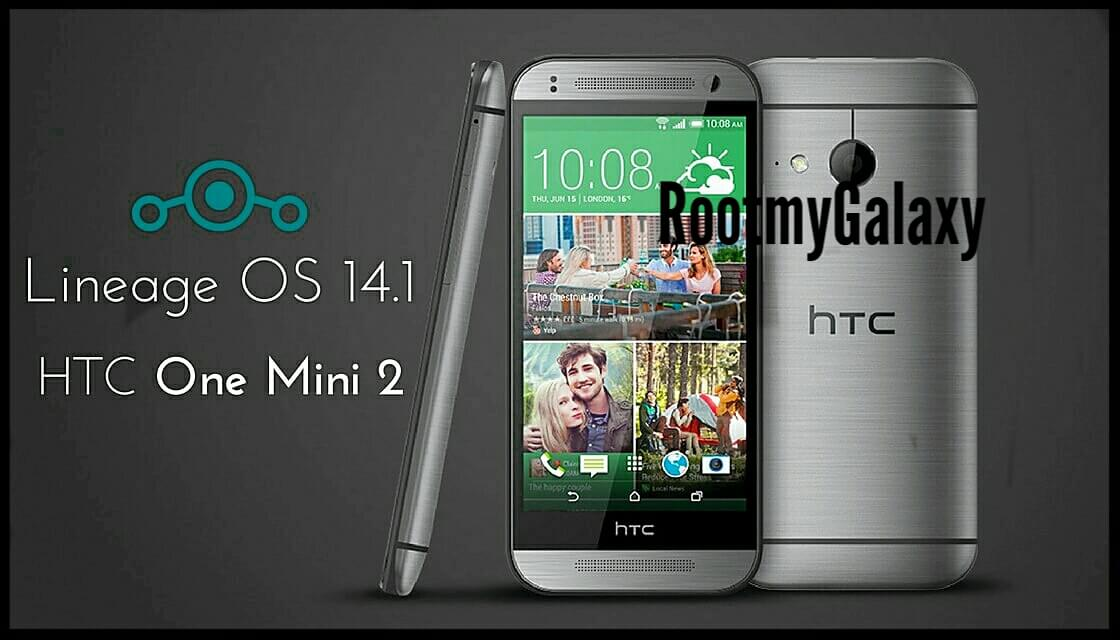 Download And Install Lineage OS 14 1 On HTC One Mini 2