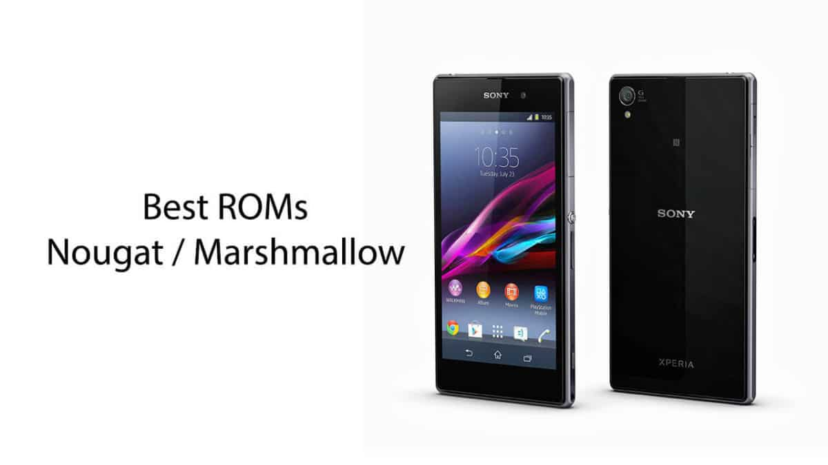 14+ ROMs] Best Android Custom ROMs For Xperia Z1 (Android