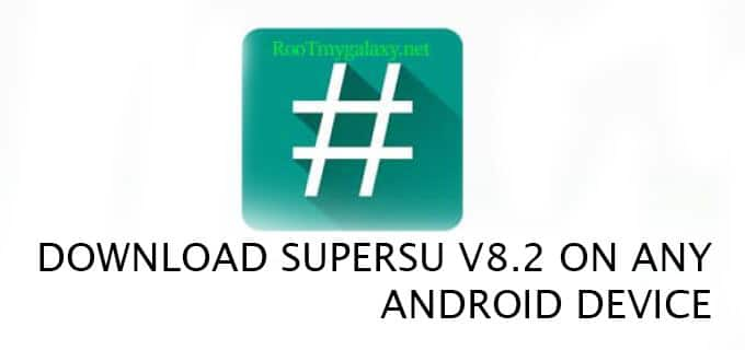 Download Latest SuperSu v2.82