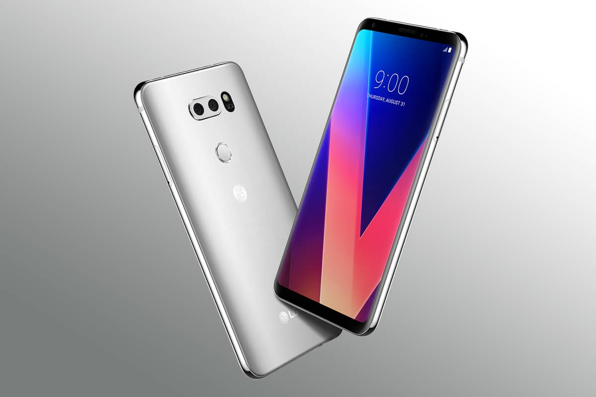 Status] Install TWRP Recovery & Root On LG V30 (Daily Updated)