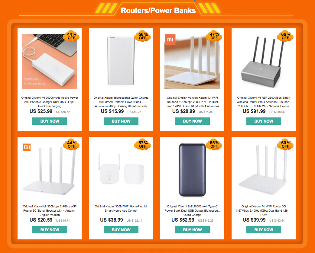 Routers - Best Seller - YoShop's Xiaomi promotional Flash Sale