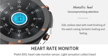 Microwear H2 smartwatch Is Now Available for $91.77