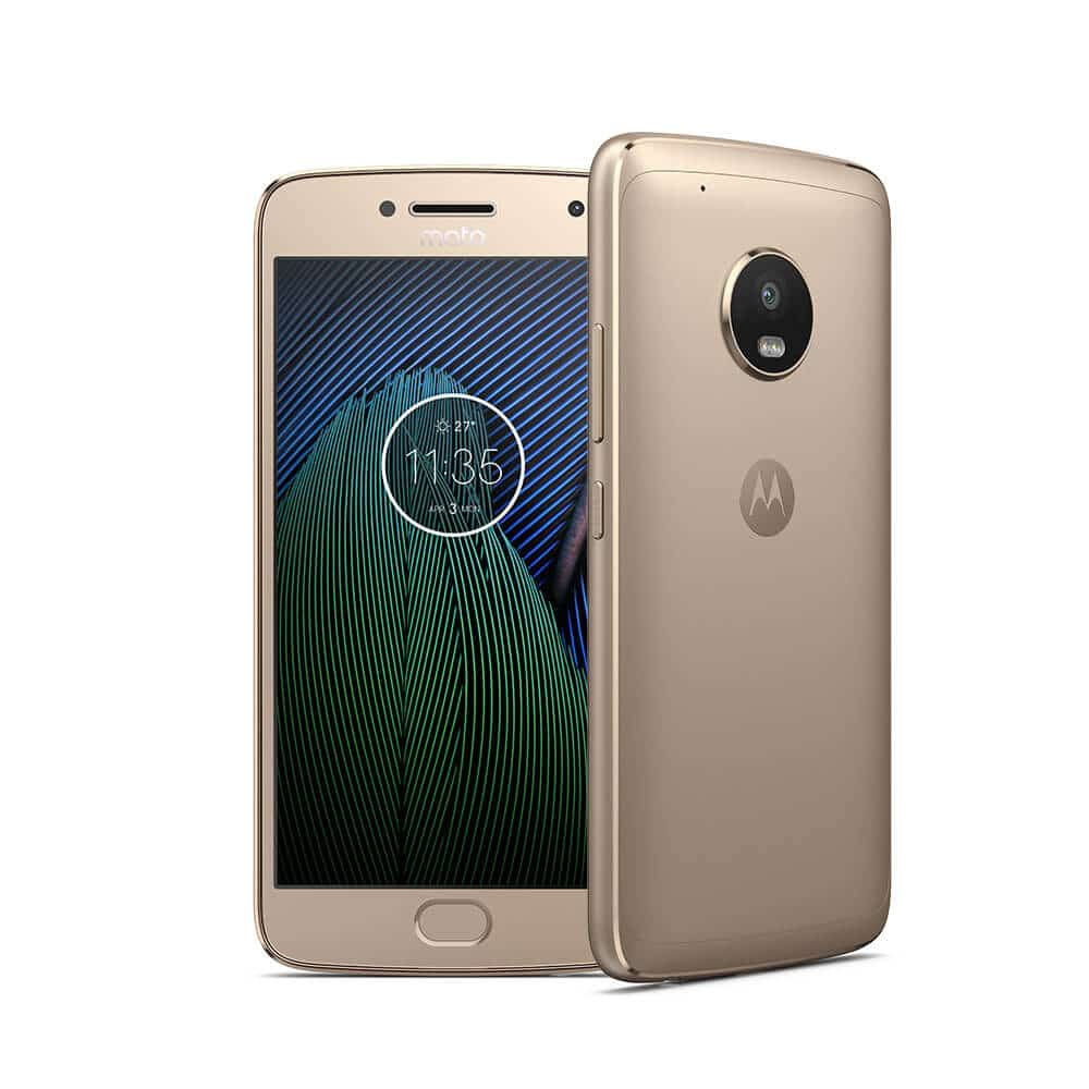 Lineage OS 15 On Moto G5 Plus