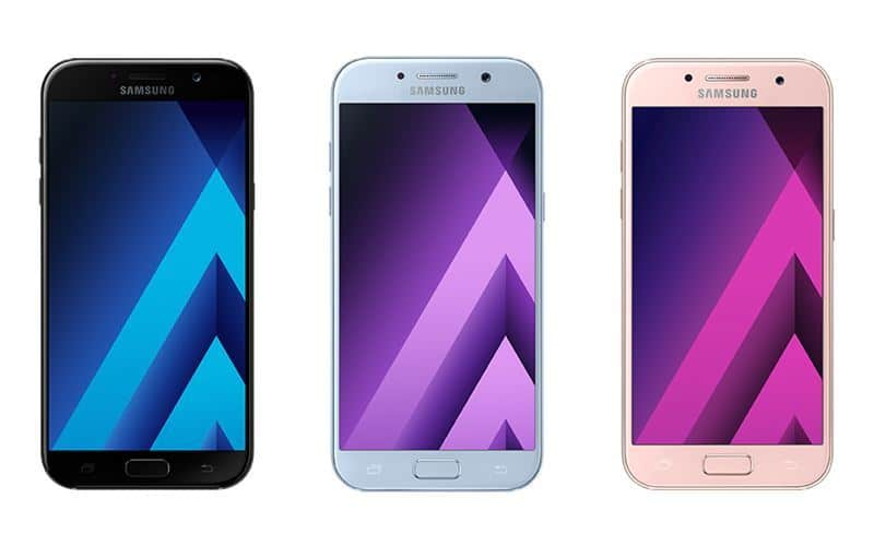Download/Install Stock ROM On Galaxy A7 (2017) (Back to stock