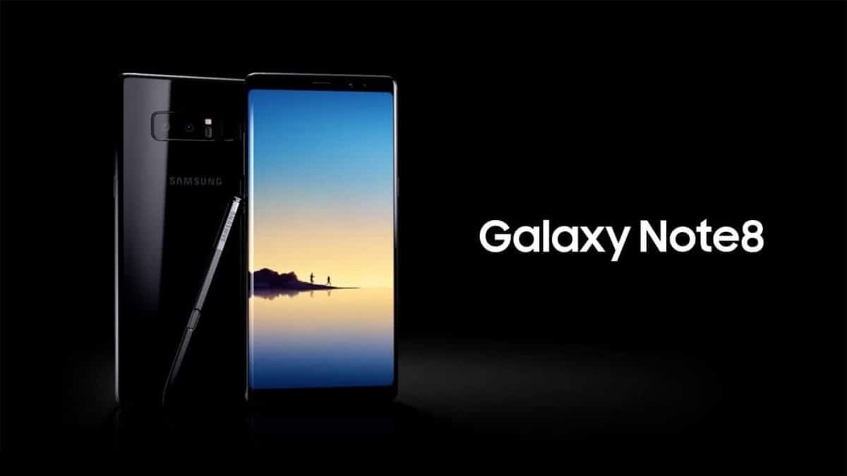 All Samsung Galaxy Note 8 secret codes/hidden menu