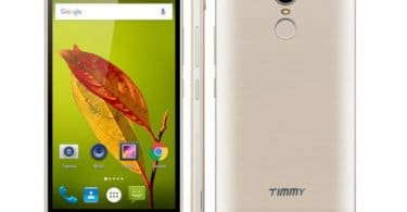 Android 7.0 Nougat On TIMMY M40
