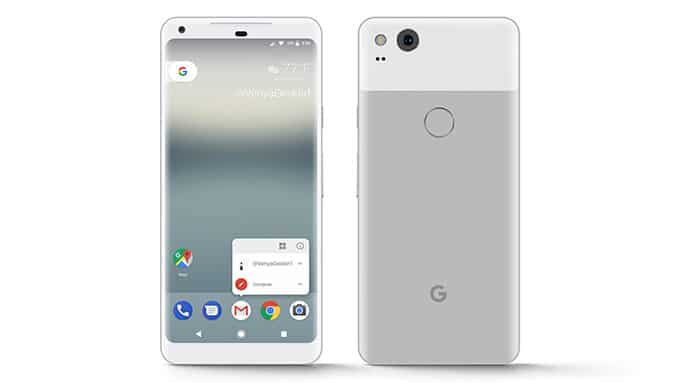 Boot into Google Pixel 2 and Pixel 2 XL Bootloader