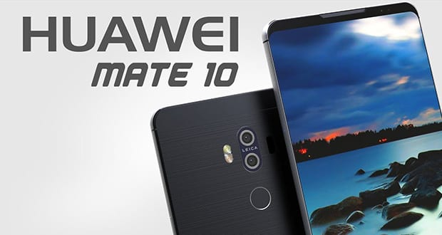 Huawei Mate 10 (EMUI 8.0) Stock Themes